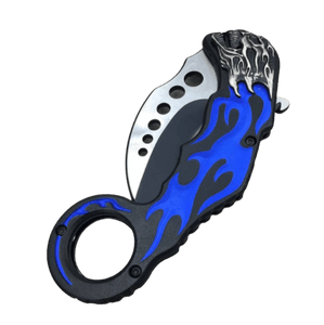 Karambit Blue Flame
