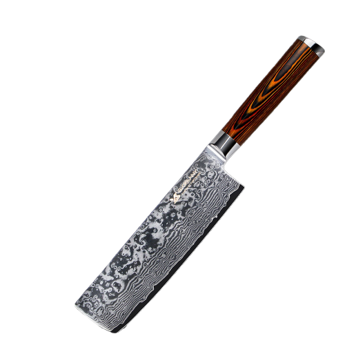 Nakiri Wooden Handle