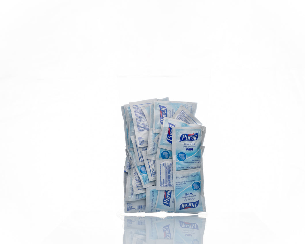 Purell Hand Sanitizing Wipes - 50 pack