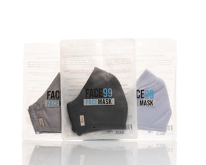KN99 Copper Face Mask