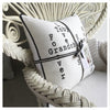 Crossword Cushion