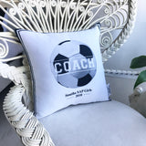 Coach/Manager Cushion