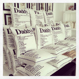 Dad Dictionary Cushion