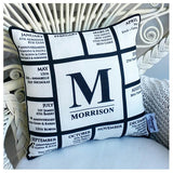 Family Birthday/Celebrations Cushion