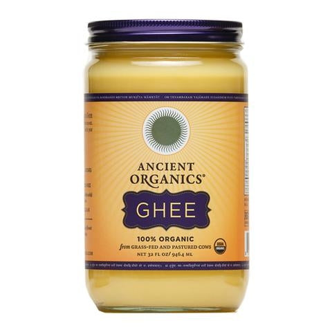 Ancient Organics Ghee, 32 oz