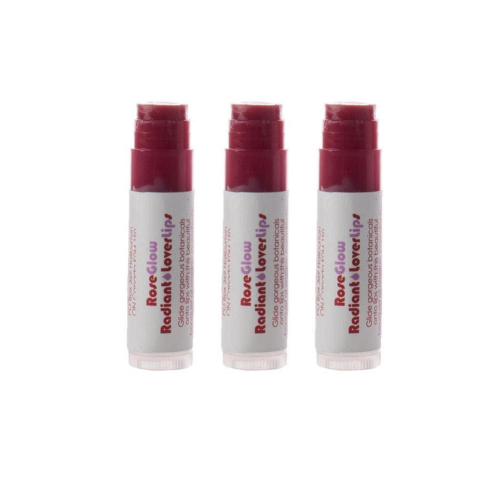 Rose Glow Lover Lips, 5ml, 3 PACK