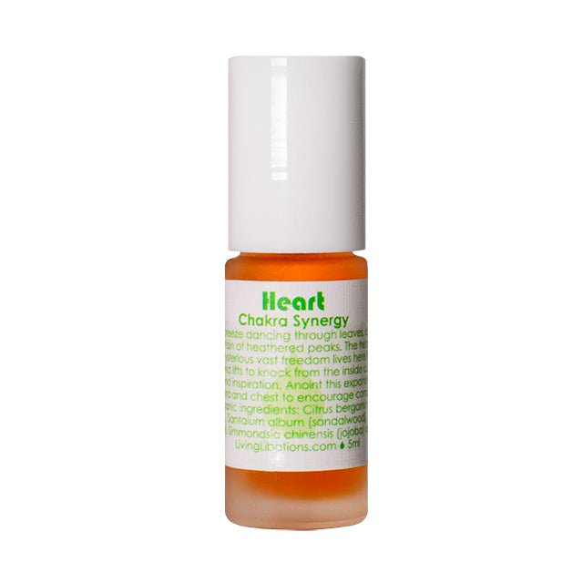 NEW! Heart Chakra Synergy, 5ml