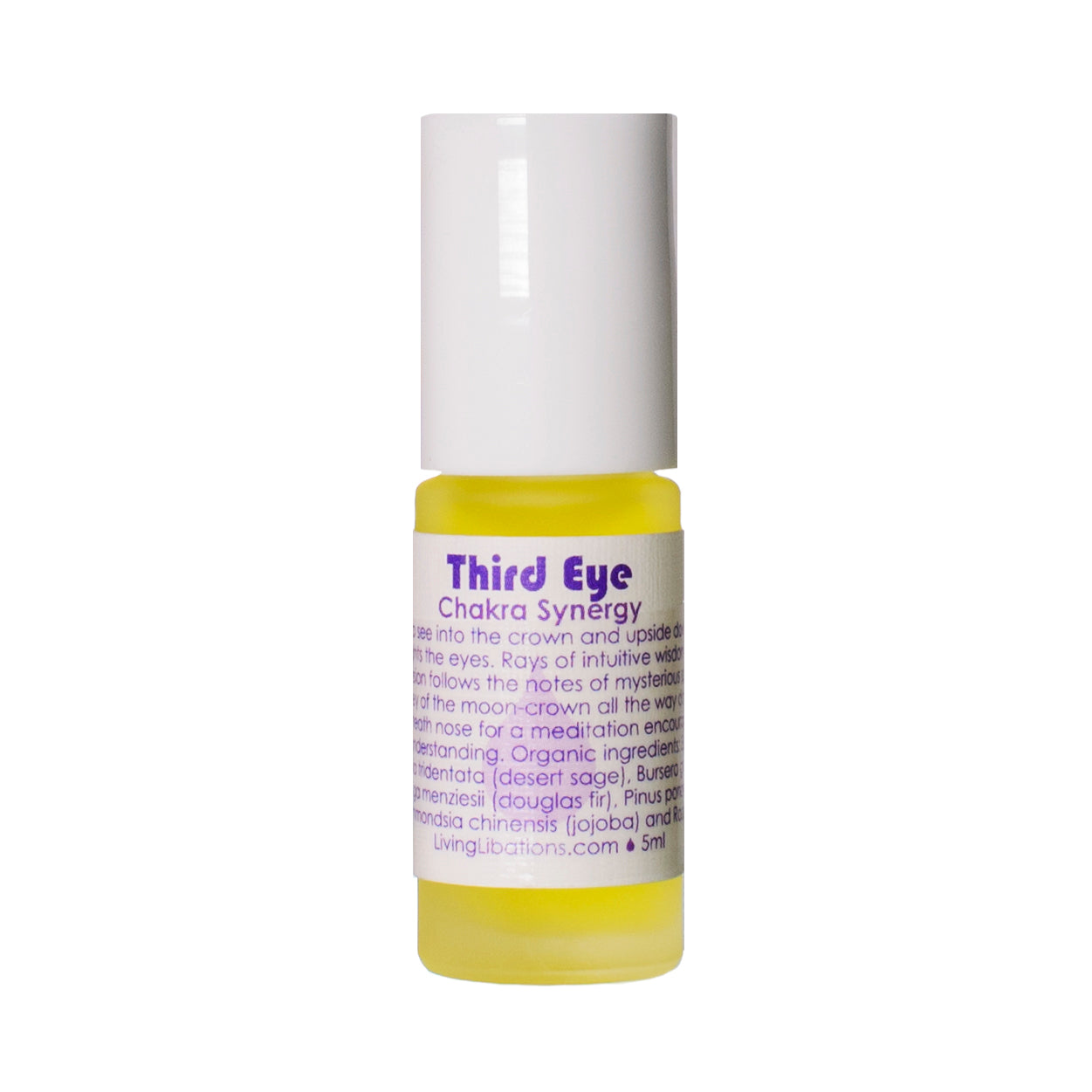 NEW! Third Eye Chakra Synergy, 5ml