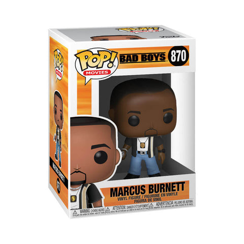 FUNKO POP! MOVIES: Bad Boys - Marcus Burnett (Vinyl Figure)