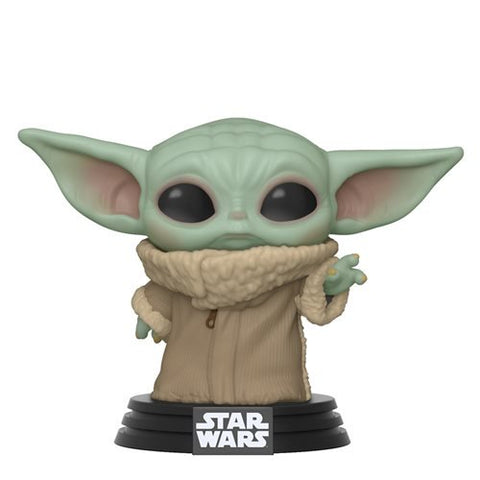"FUNKO POP! STAR WARS: Mandalorian - The Child (""Baby Yoda"") (Vinyl Figure)"