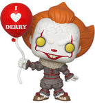 FUNKO POP! MOVIES: It: Chapter 2 - Pennywise w/ Balloon (Vinyl Figure)