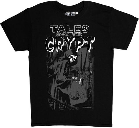Tales From The Crypt Grim Reaper T-Shirt