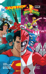 Justice League/ Power Rangers