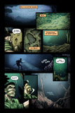 The Woods: Interactive Comic Book