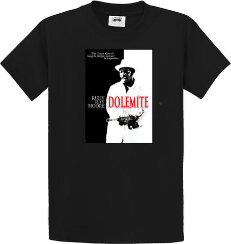 Dolemite Scarface Parody Black Unisex Short Sleeve T-shirt