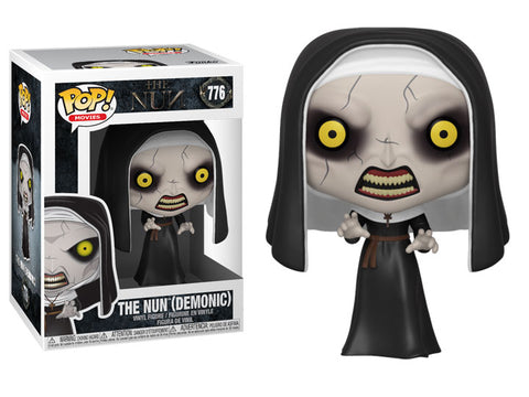 FUNKO POP! MOVIES: The Nun - Demonic Nun (Vinyl Figure)