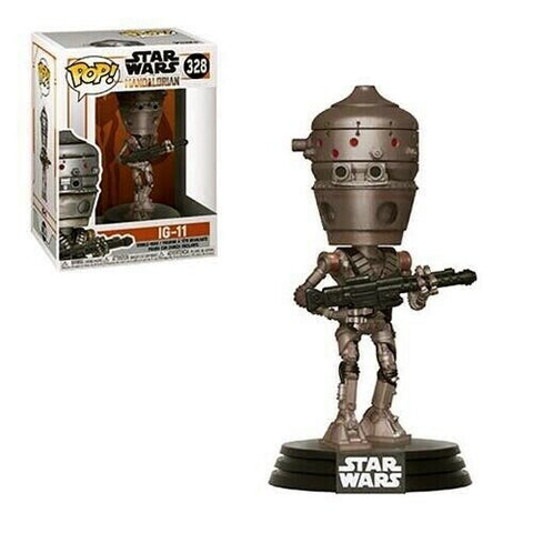 FUNKO POP! STAR WARS: The Mandalorian - IG-11 (Vinyl Figure)
