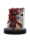 Deadpool 4D Q-Fig Diorama