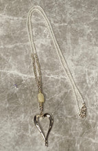 Load image into Gallery viewer, Gold Heart Necklace