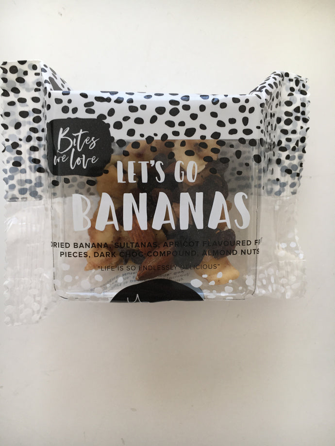 Bites We Love - Banana 25g Ambient