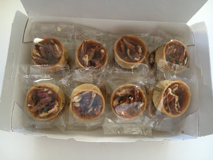 Mini Pecan Nut Pie 15g Frozen