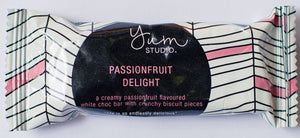 Delights Chocolate Bar - Passionfruit 30g Ambient