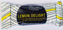 Load image into Gallery viewer, Delights Chocolate Bar - Lemon 30g Ambient