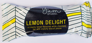Delights Chocolate Bar - Lemon 30g Ambient