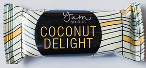 Delights Chocolate Bar - Coconut 30g Ambient