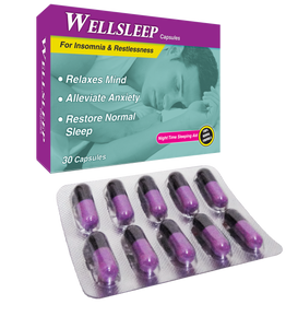 Wellsleep Capsule