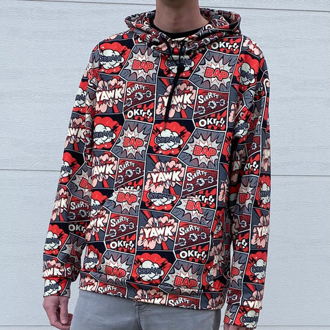 City Sounds Hoodie