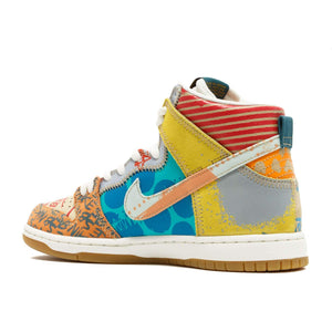 NIKE SB ZOOM DUNK HIGH PREM WHAT THE