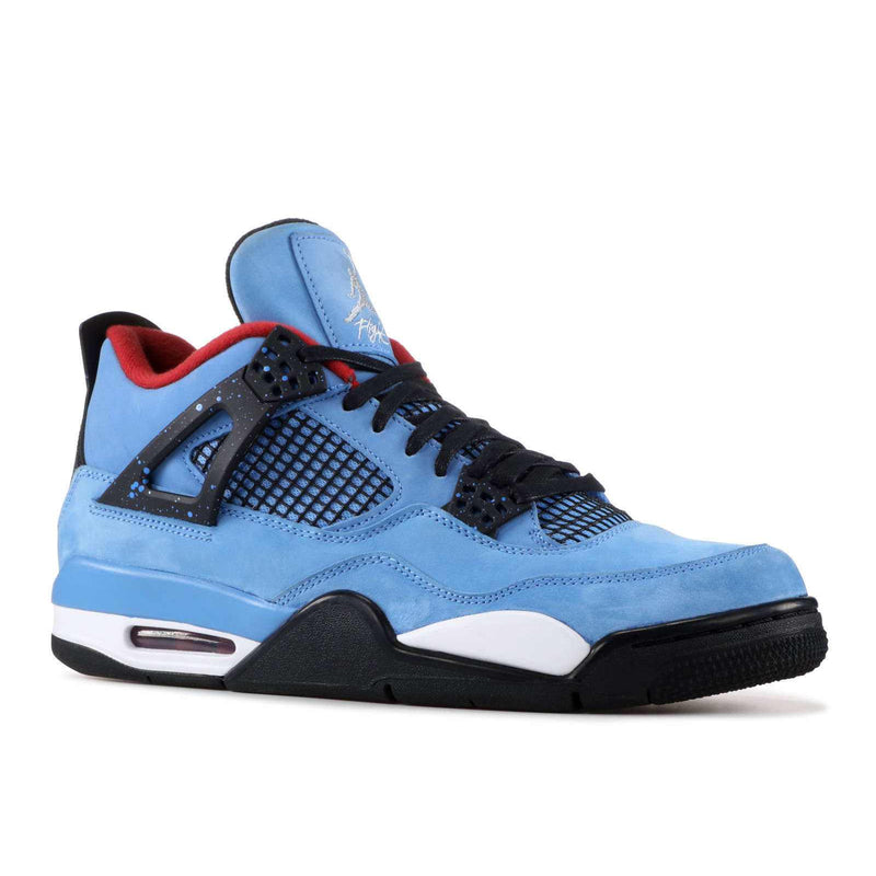 AIR JORDAN 4 RETRO CACTUS JACK TRAVIS SCOTT