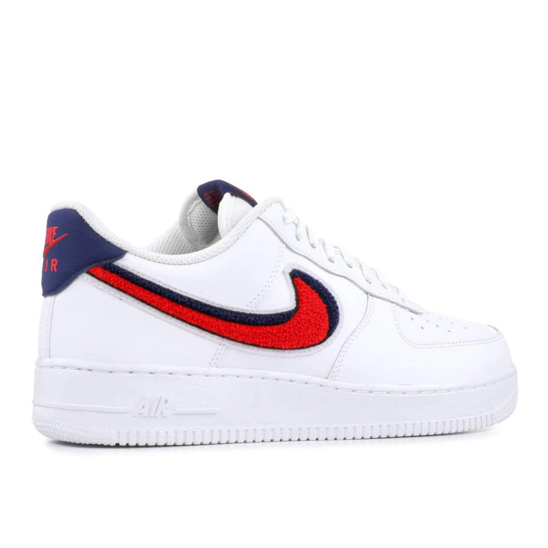 NIKE AIR FORCE 1 07 LV8 CHENILLE SWOOSH