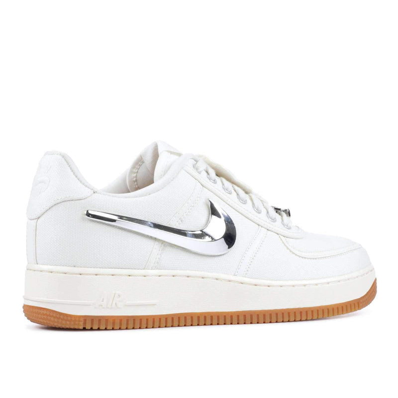 NIKE AIR FORCE 1 LOW TRAVIS SCOTT WHITE