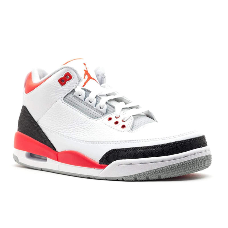 AIR JORDAN 3 RETRO FIRE RED 2013