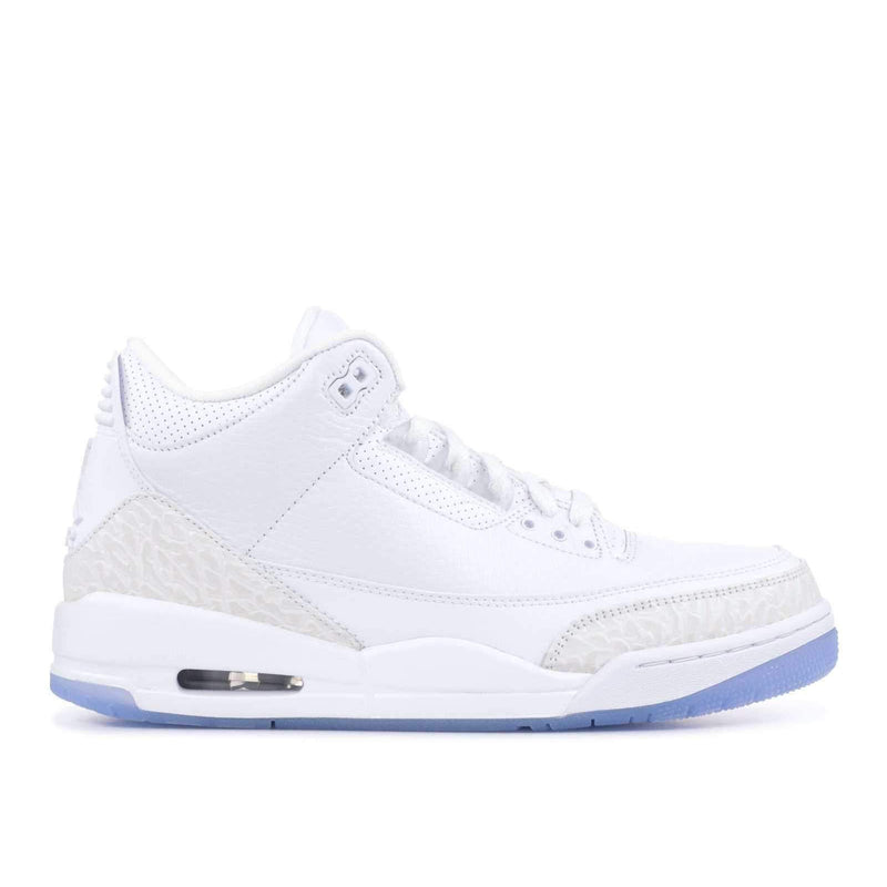 AIR JORDAN 3 RETRO PURE WHITE