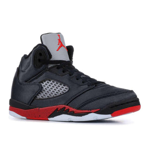 AIR JORDAN 5 RETRO (PS) SATIN