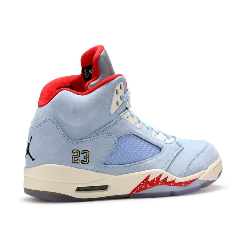 AIR JORDAN 5 RETRO ICE BLUE