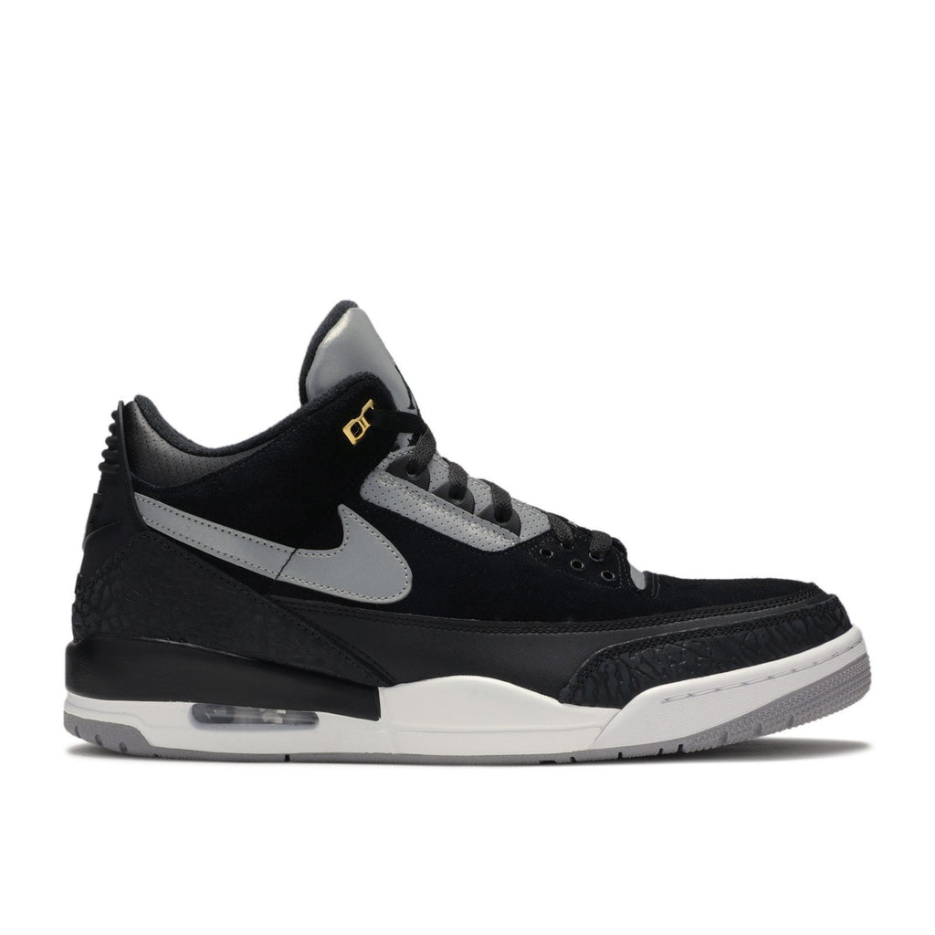 AIR JORDAN 3 RETRO TINKER SP BLACK CEMENT
