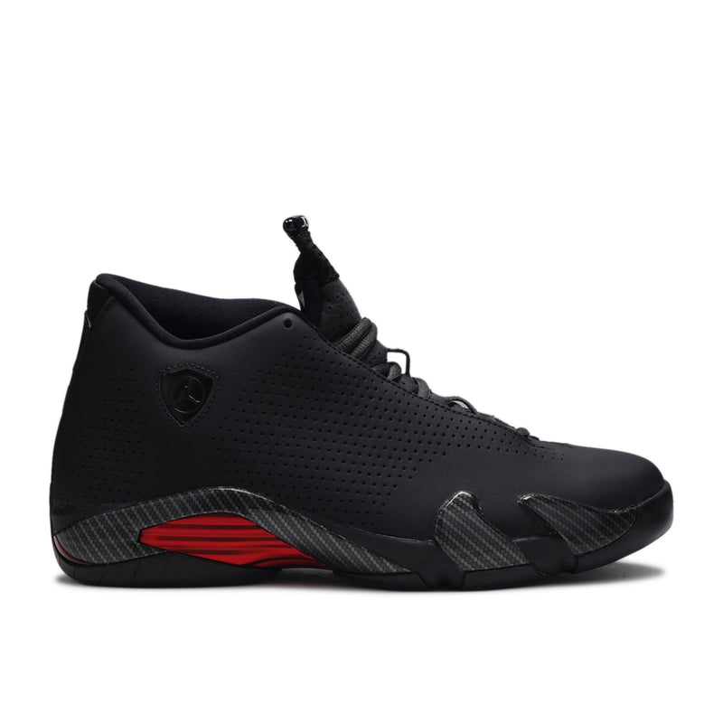AIR JORDAN 14 RETRO SE BLACK FERRARI