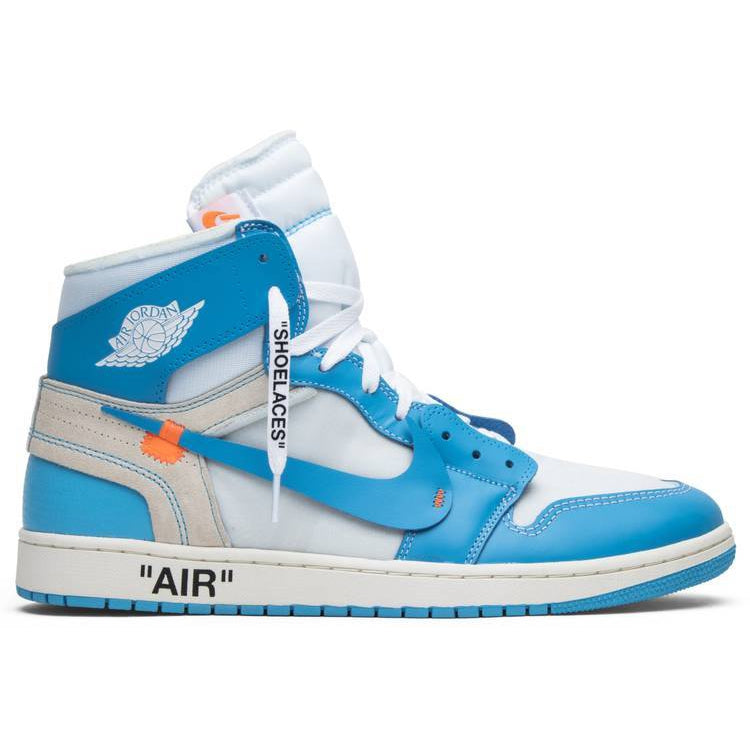 Nike Off-white X Air Jordan 1 Retro High Og 'unc'