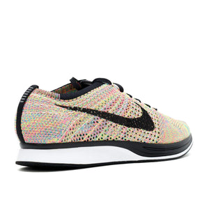 NIKE FLYKNIT RACER MULTI-COLOR GREY TONGUE