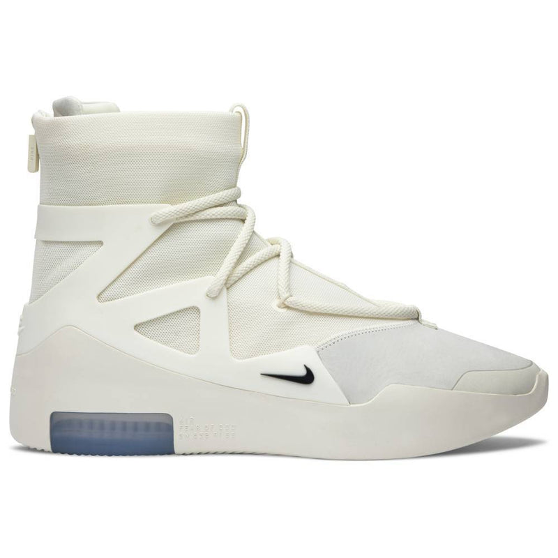 Nike Air Fear Of God 1 'Sail Black'
