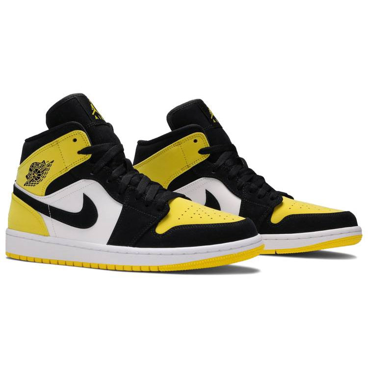 Nike Air Jordan 1 Mid Se 'yellow Toe'