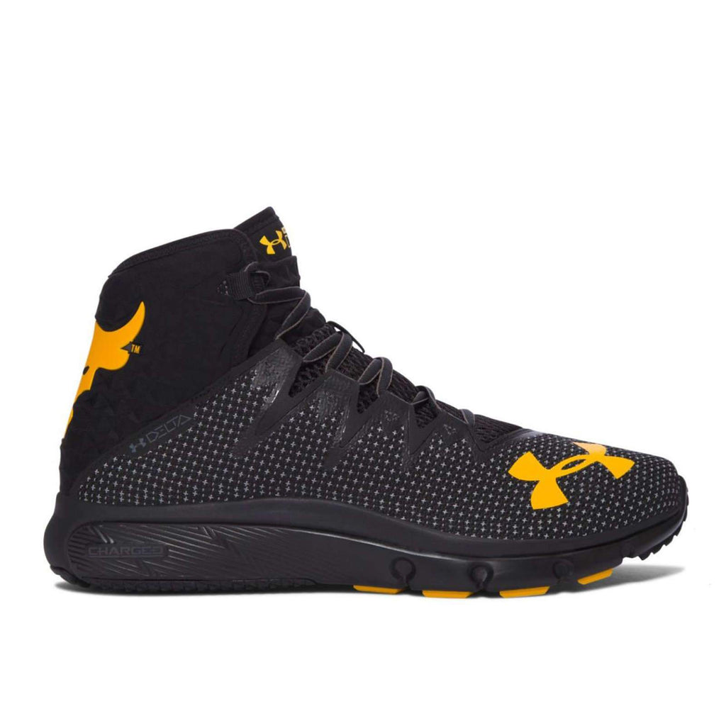 THE ROCK X UNDER ARMOUR DELTA TRAINING SHOE