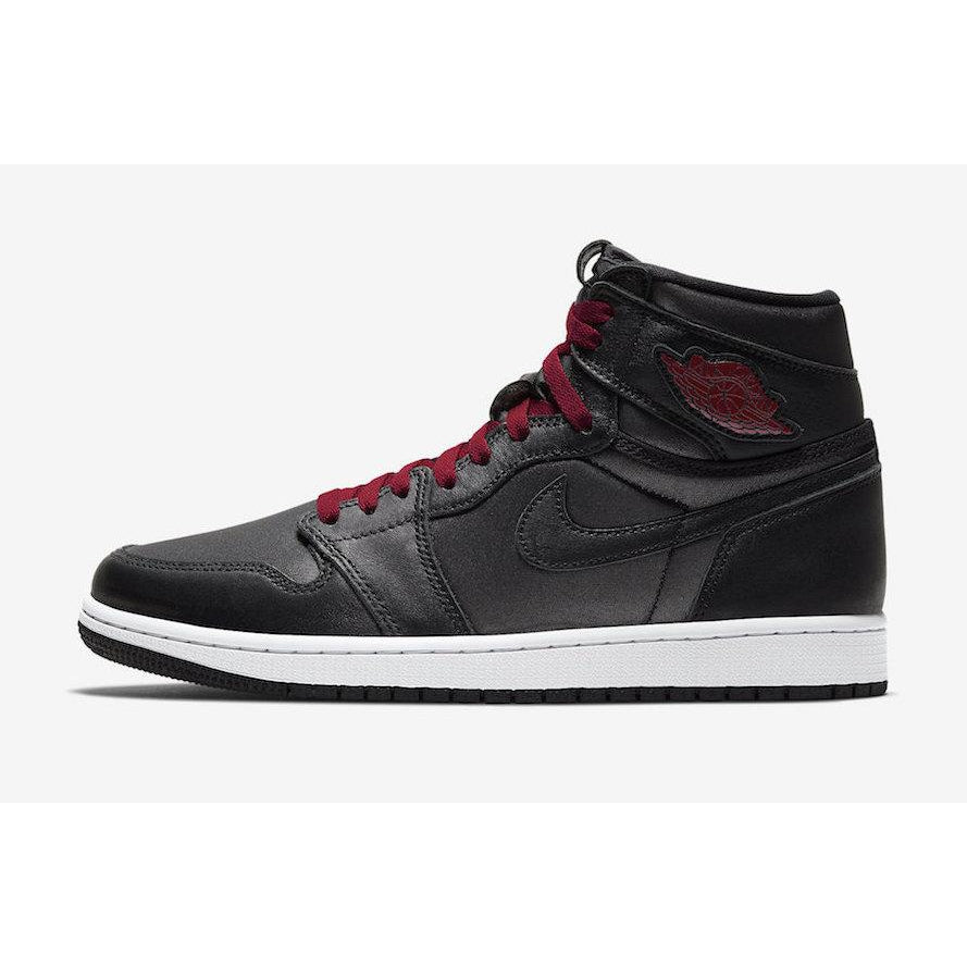 Nike Air Jordan 1 Retro High OG Black Satin