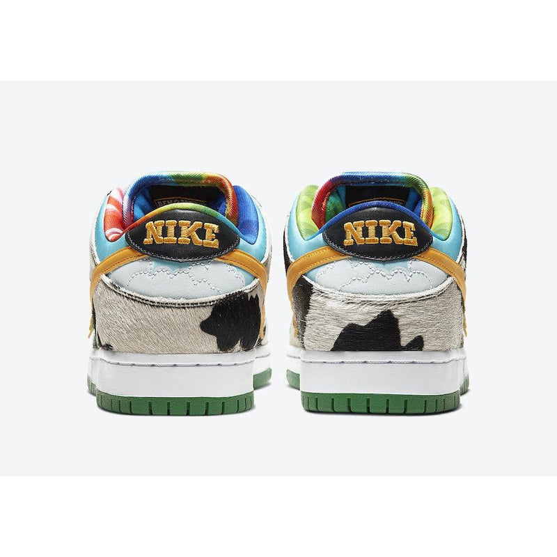 Ben & Jerry's x Nike SB Dunk Low Chunky Dunky (F&F Packaging)