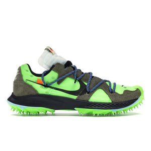 Nike Zoom Terra Kiger 5 OFF-WHITE Electric Green