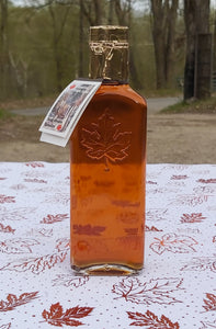 Maple Syrup - Folia Glass Bottle